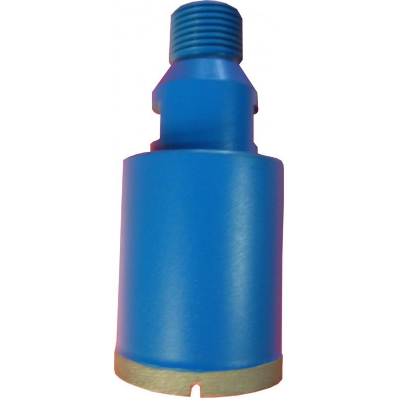 Blaue Nassbohrkrone Naturstein