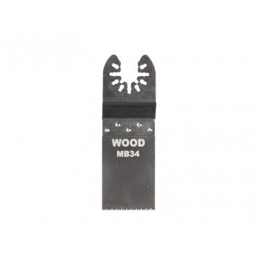 Sägeblatt für Holz & Bi-Metall
